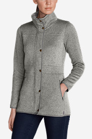 Insulated Jackets: Women's Radiator Fleece Jacket