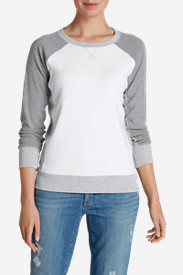 Women's Legend Wash Sweatshirt - Colorblock