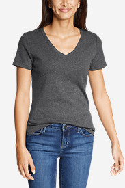 Women's Favorite Short-Sleeve V-Neck T-Shirt
