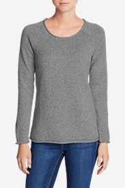 Women's Sweatshirt Sweater - Marl