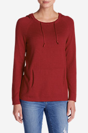 Comfortable Tops for Women: Women's Catalyst Sweater Hoodie