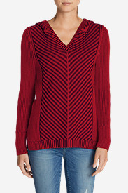 Nylon Sweaters for Women: Women's Shasta Hoodie Sweater