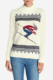 Nylon Sweaters for Women: Women's Slopeside Sweater