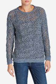 New Fall Arrivals: Women's Peakaboo Pullover Sweater