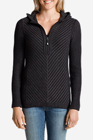 Women's Shasta Hooded Tunic Sweater