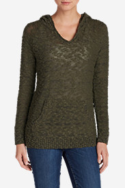 Women's Westbridge Hooded Sweater - Solid