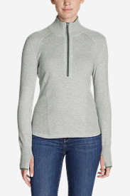 Thermal Sweaters for Women: Women's Engage 1/4-Zip Sweater