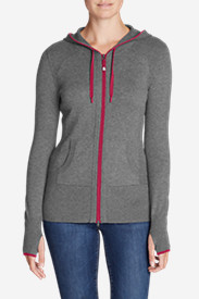 Christmas Hoodies for Women: Women's Engage Full-Zip Hoodie Sweater