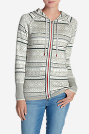 Thermal Sweaters for Women: Women's Engage Full Zip Hooded Sweater
