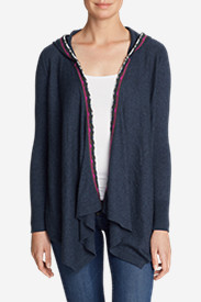 Women's Christine Hoodie Cardigan Sweater