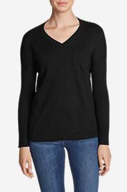 Women's Christine Pocket Pullover Sweater