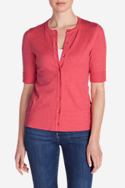 Women's Christine Elbow Cardigan Sweater