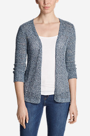 Women's Beachside Swing Cardigan Sweater