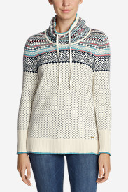 Women's Oslo Funnel Neck Sweater