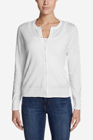 Women's Christine Tranquil Crew Sweater