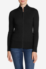 Women's Medina Zip Cardigan Sweater