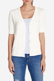 Petite Cardigans for Women: Women's Christine Elbow Cardigan