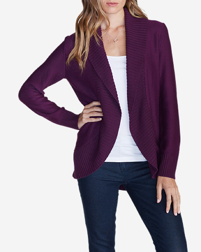 Cotton Cardigans for Women: Women's Kiera Cardigan Sweater
