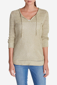 Women's Beachside Tunic Sweater