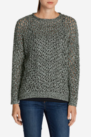 Women's Peakaboo Pullover Sweater