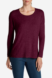 Comfortable Tops for Women: Women's Christine Pullover Sweater