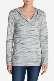 Petite Tops for Women: Women's Sweatshirt Sweater Hoodie