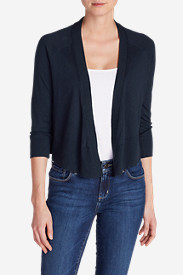 Women's San Juan 3/4-Sleeve Cardigan Sweater