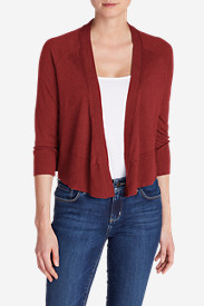 Women's San Juan 3/4-Sleeve Cardigan