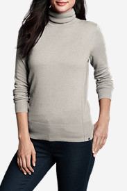 Plus Size Sweaters for Women: Women's Christine Turtleneck Sweater
