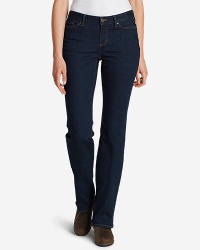 Women's StayShape Boot Cut Jeans