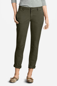 Women's Adventurer® Boyfriend Slim Ripstop Pants