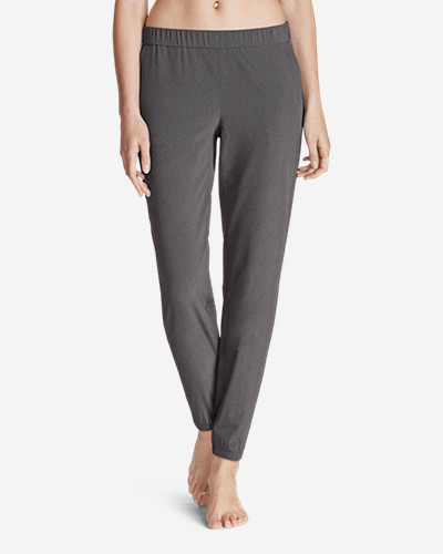 Gray Pants for Women: Women's Myriad Jogger Pants - Solid
