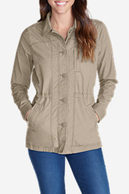 Tall Jackets: Women's Adventurer Ripstop Scouting Jacket