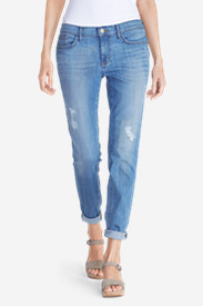 Denim Jeans for Women: Women's Boyfriend Elysian Slim Leg Jeans