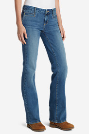 Women's Elysian Flare Jeans - Slightly Curvy