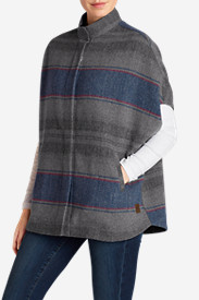 Button-Down Tops for Women: Women's Sonoma Cape