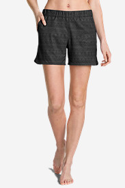 Workout Shorts for Women: Women's Myriad Shorts - Print