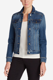Tall Jackets: Women's Elysian Denim Jacket