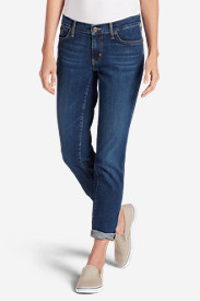 New Fall Arrivals: Women's Elysian Boyfriend Slim Jeans
