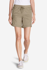 Plus Size Shorts for Women: Women's Kick Back Twill Shorts