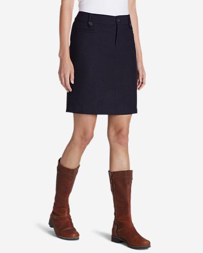 Women's Classic Wool-Blend Skirt - Pattern
