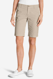 Women's Adventurer® Stretch Ripstop Bermuda Shorts - Slightly Curvy