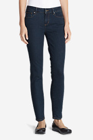 Curvy Jeans for Women: Women's Flex Skinny Jeans - Slightly Curvy