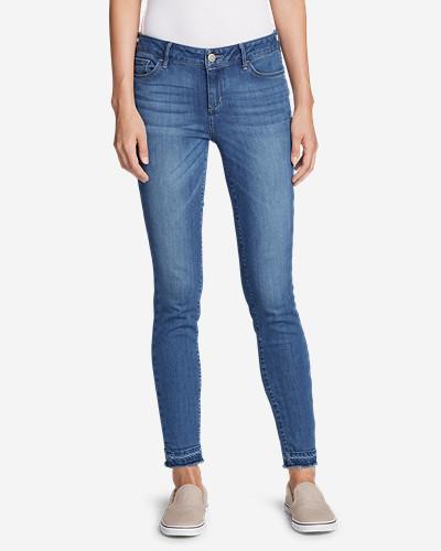 Elysian Released-Hem Jeans