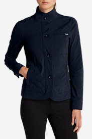 Blue Jackets: Women's Voyager II Jacket