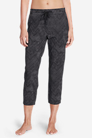 Women's Trail Seeker Crop Pants - Print