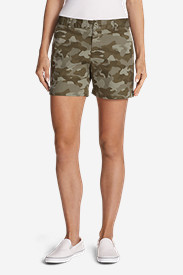 Women's Willit Legend Wash Stretch Shorts - Print, 5""