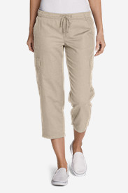 Women's Freeland Cargo Crop Pants