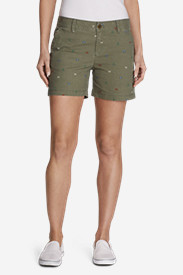 Women's Adventurer® Stretch Ripstop Shorts - Print