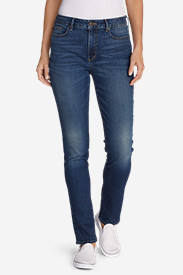 Women's StayShape® High-Rise Slim Straight Jeans